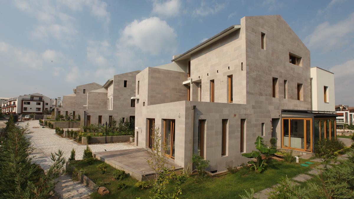 Four Villas