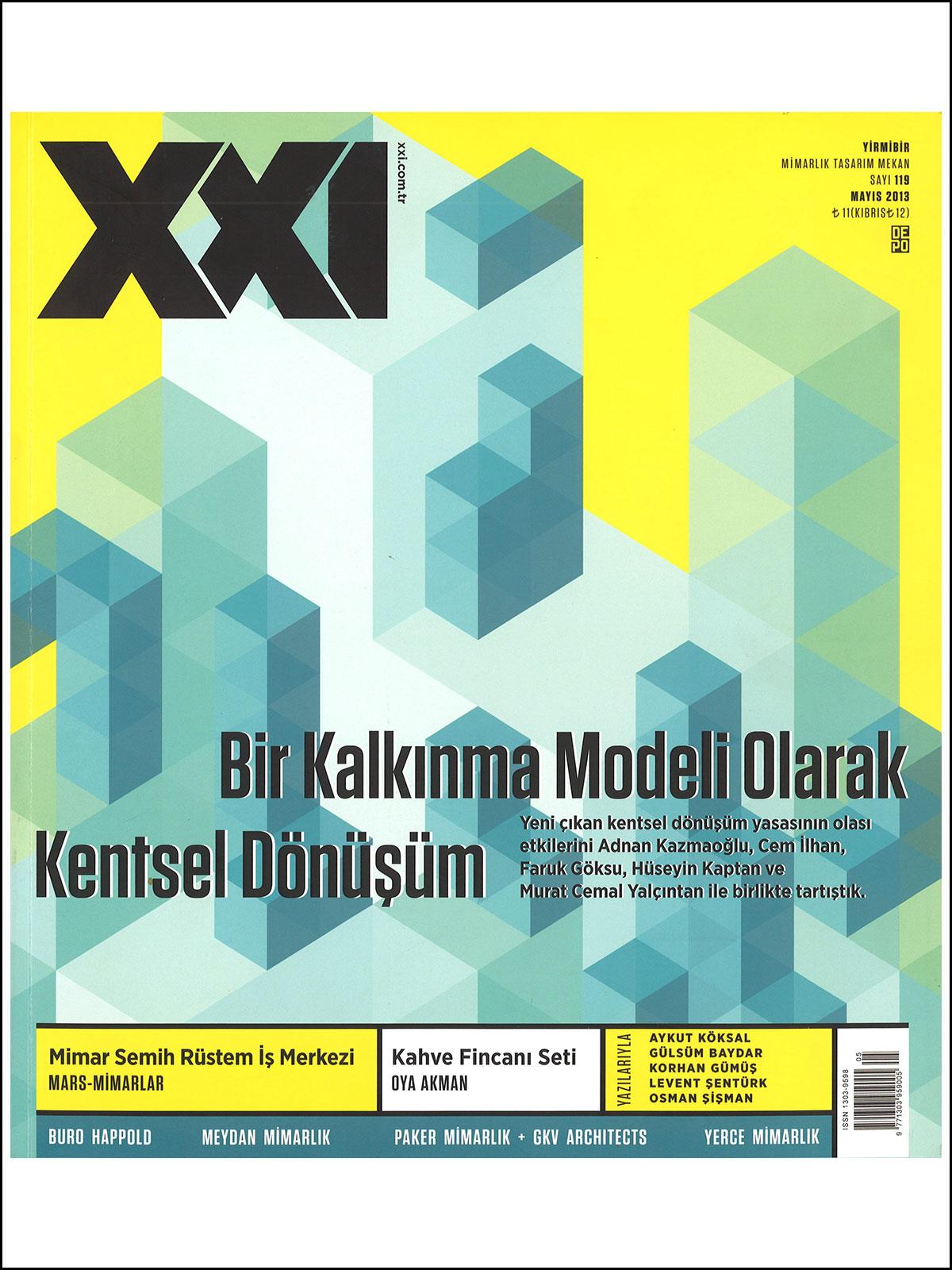 XXI Magazine