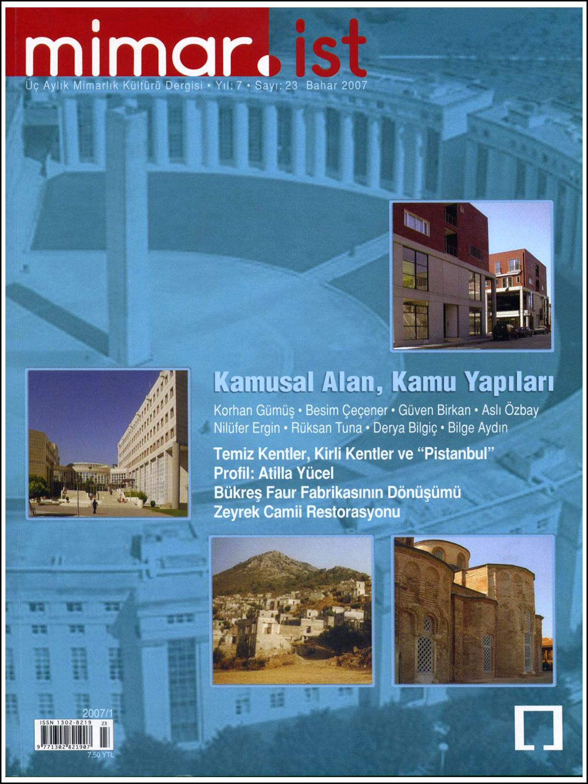 Mimar.ist Magazine