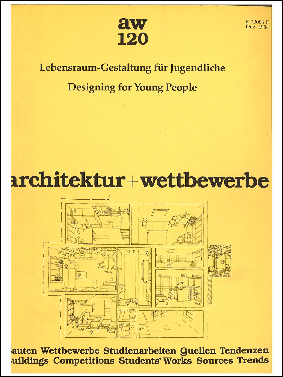 Architektur + Wettbewerbe